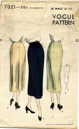 Vogue 7021