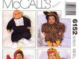 McCall's 6152 B