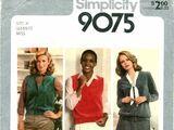Simplicity 9075 A