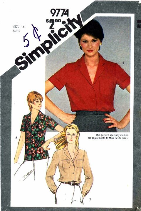 Simplicity 1980 9774