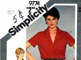 Simplicity 9774
