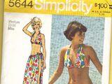 Simplicity 5644 A