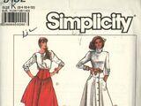 Simplicity 8182 B