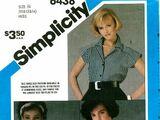 Simplicity 6438 A