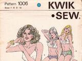 Kwik Sew 1006