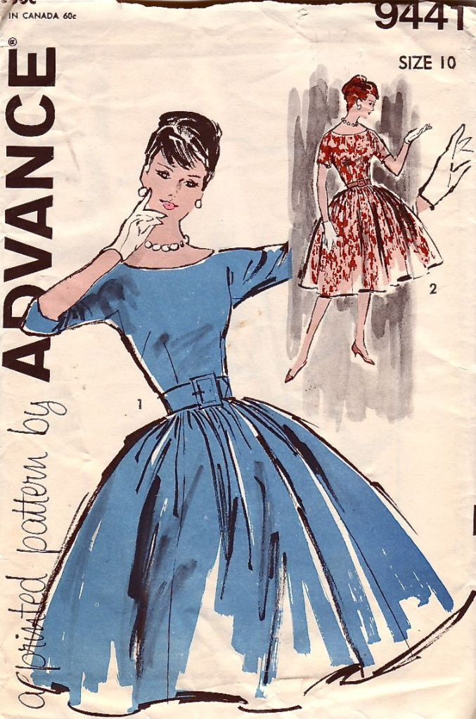 Advance 9441 Vintage Sewing Patterns Fandom Powered By