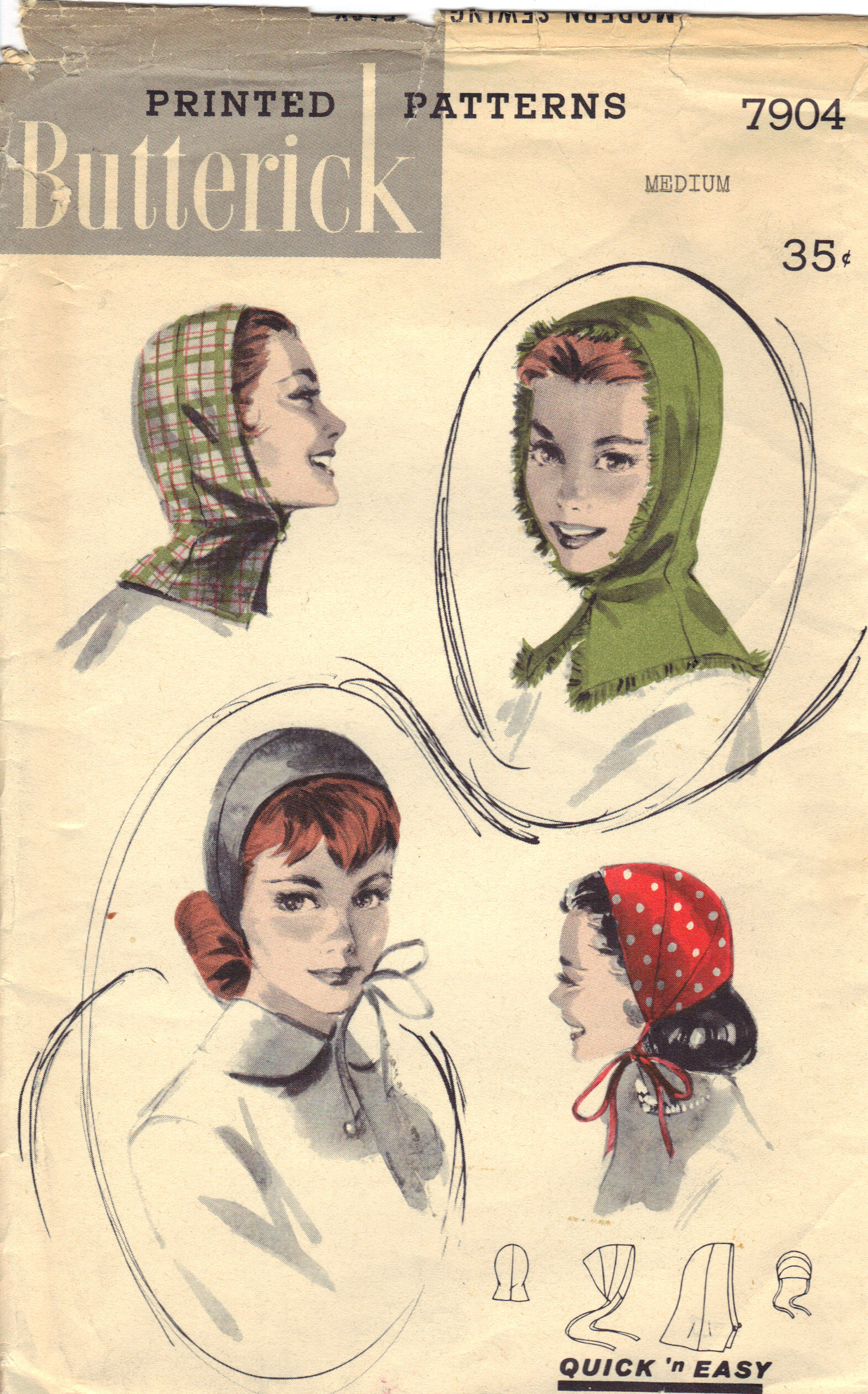 Butterick 7904 | Vintage Sewing Patterns | FANDOM powered by Wikia