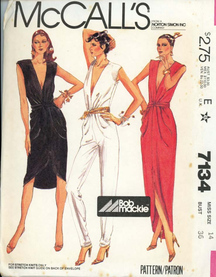 Mccalls 7134 A Vintage Sewing Patterns Fandom Powered By Wikia