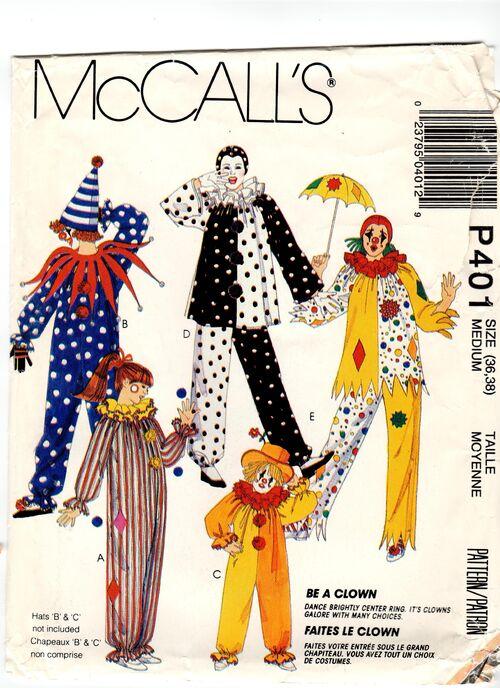McCalls P401