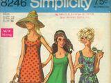 Simplicity 8246 A