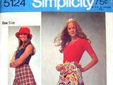 Simplicity 5124 A