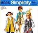 Simplicity 8996