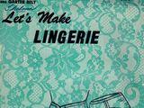 Let's Make Lingerie 180