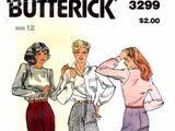 Butterick 3299