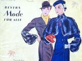 Beyers Mode für Alle No. 1 Vol. 12 1935