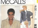 McCall's 9320 B