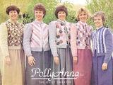 PollyAnna The Quilt Sweater