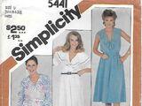 Simplicity 5441 A