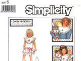 Simplicity 8594 A
