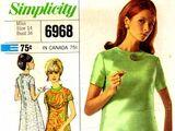 Simplicity 6968