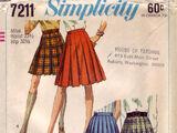 Simplicity 7211 A