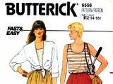 Butterick 6556