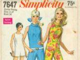 Simplicity 7647