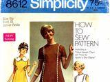 Simplicity 8612