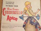 J.C. Penney Cinderella Apron