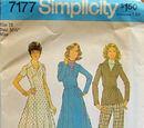 Simplicity 7177 A