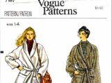 Vogue 7187 B