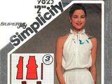Simplicity 9823 A