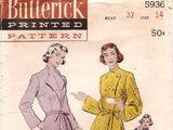 Butterick 5936