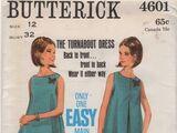 Butterick 4601