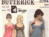 Butterick 3704