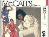 McCall's 8498 A