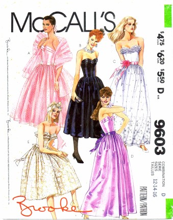 McCalls 9603