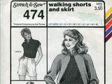 Stretch & Sew 474