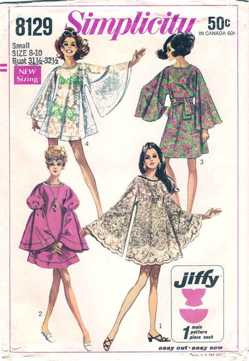 Simplicity 8129 | Vintage Sewing Patterns | FANDOM powered by Wikia