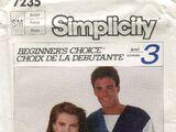 Simplicity 7235 C
