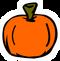 Pumpkin Pin