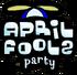 April Fools' logo