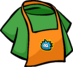 Pet shop apron