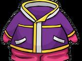 Purple Snowsuit