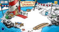 Beach -LightHouse Grand Reopening-
