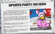 SportsParty Issue2