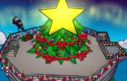 LIGHTHOUSE BEACON CHRISTMAS