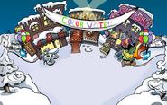 Color Vote town
