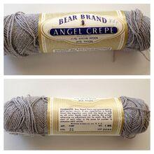 Bear Brand Angel Crepe