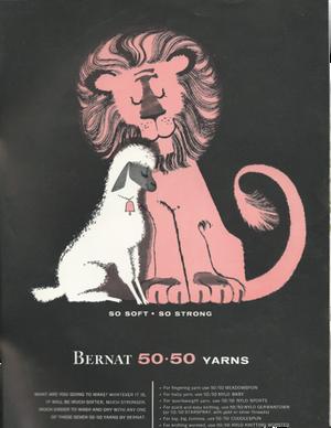 Bernat 50-50